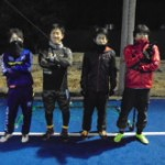 2/7(土) ST foot 3on3 LEAGUE 最終節