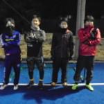 2/7(土) ST foot 3on3 LEAGUE 最終節