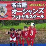 ☆Jrフットサルカップ U-8 大会結果☆