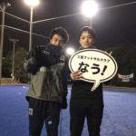 はるばる富山から〜2/22 (金) 初心者フットサル教室